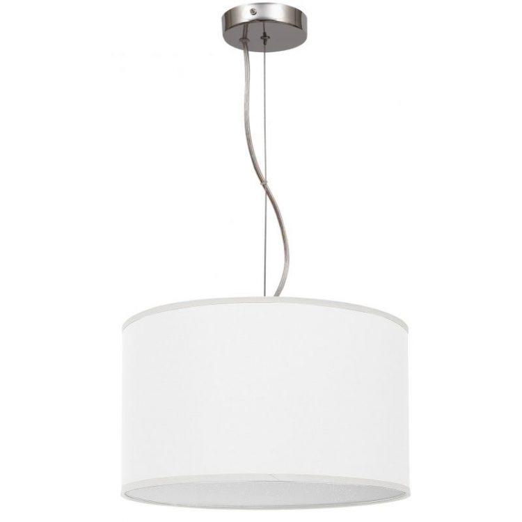 Lámpara colgante regulable blanco 30
