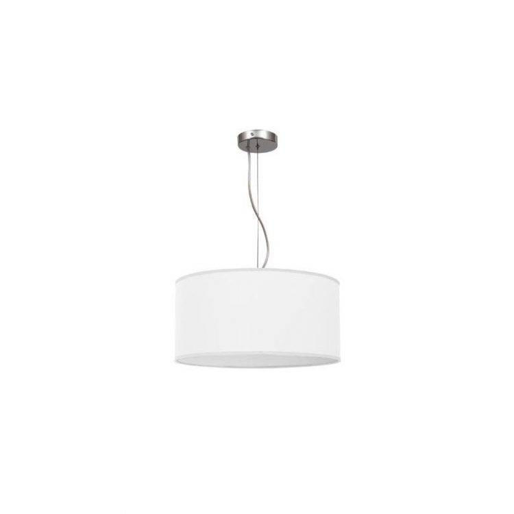 Lámpara colgante regulable blanco 50