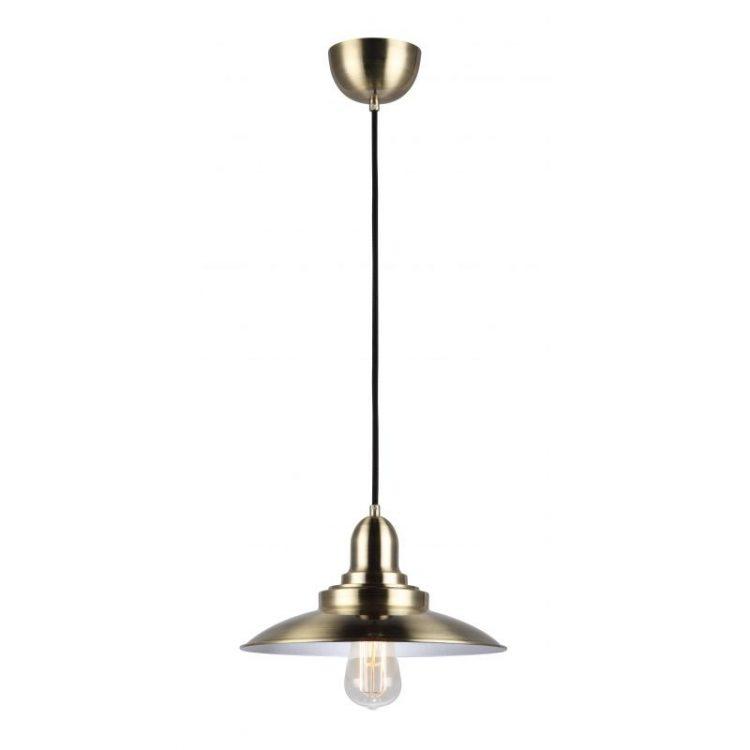 Lámpara colgante cobre