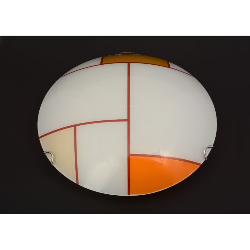 Plafon 35cms Redondo