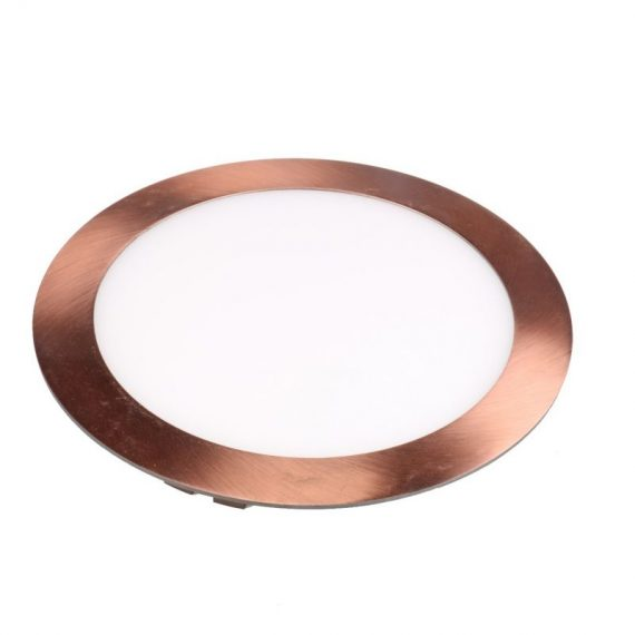 Downlight LED Redondo Bronce Viejo 18W 4500K