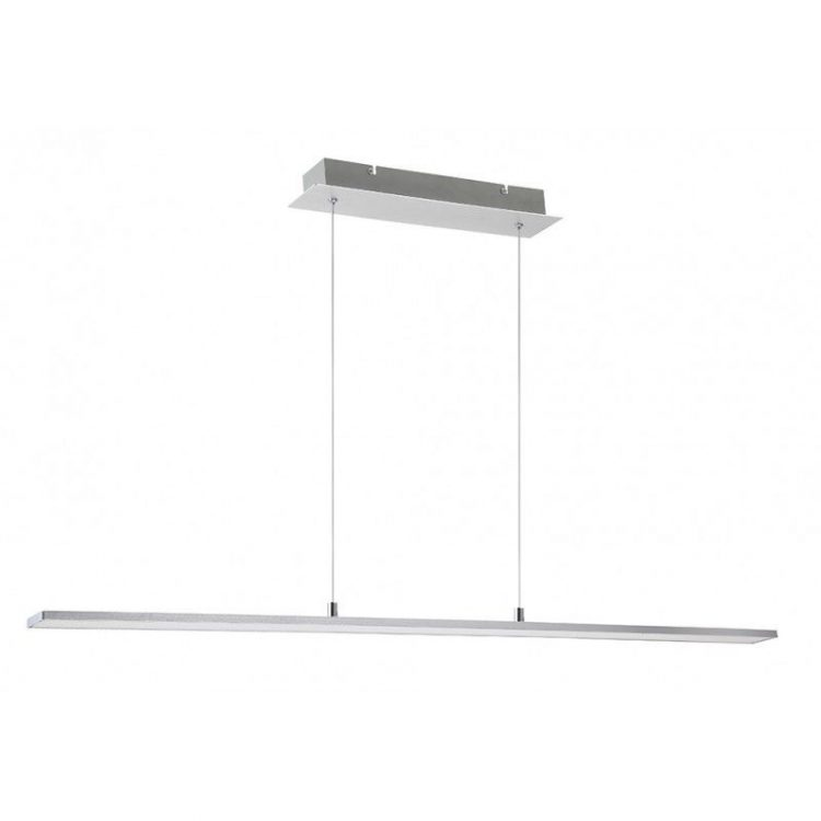 Colgante LED Aluminio Slim