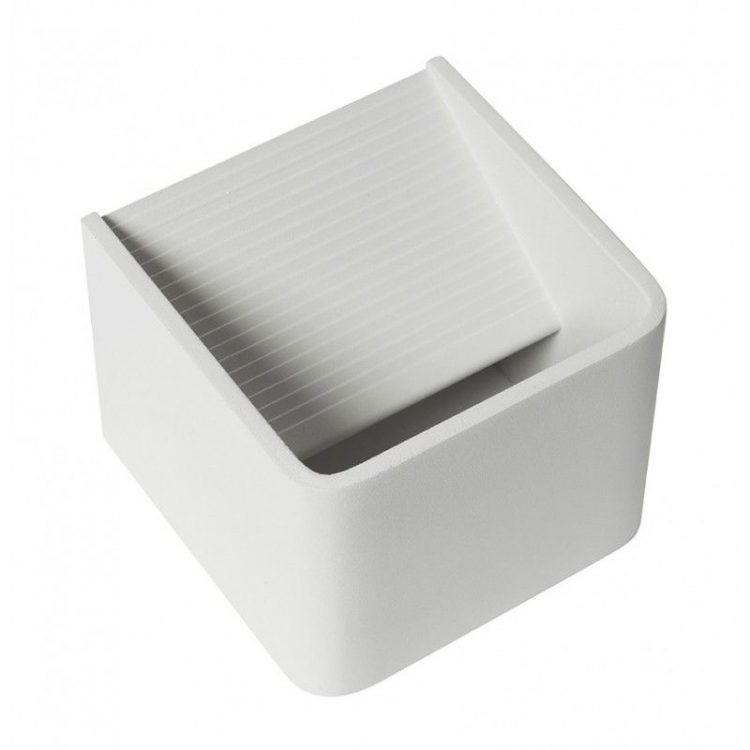 Aplique LED Cubo 6W