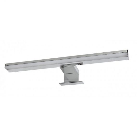 Aplique LED baño cromo 7W