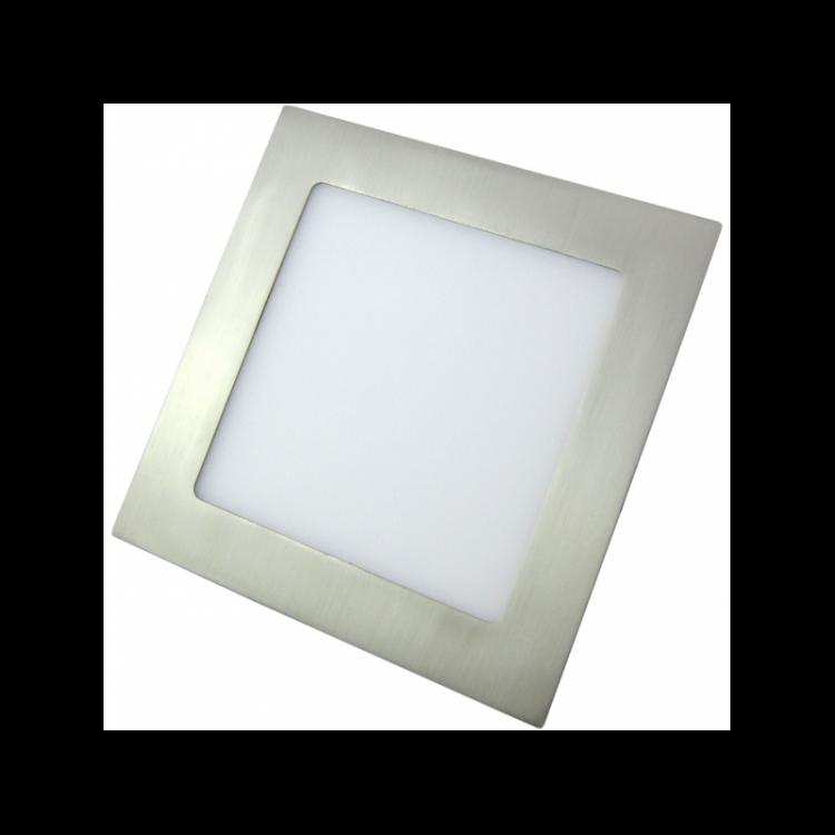 Panel LED Redondo 6W