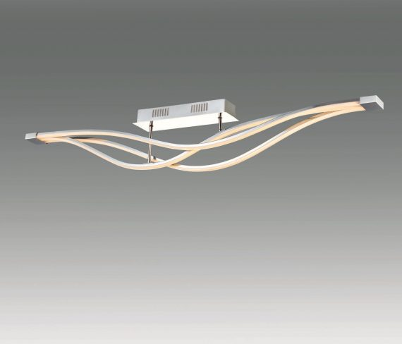 PLAFON PULSAR CROMO 36W LED 4000K