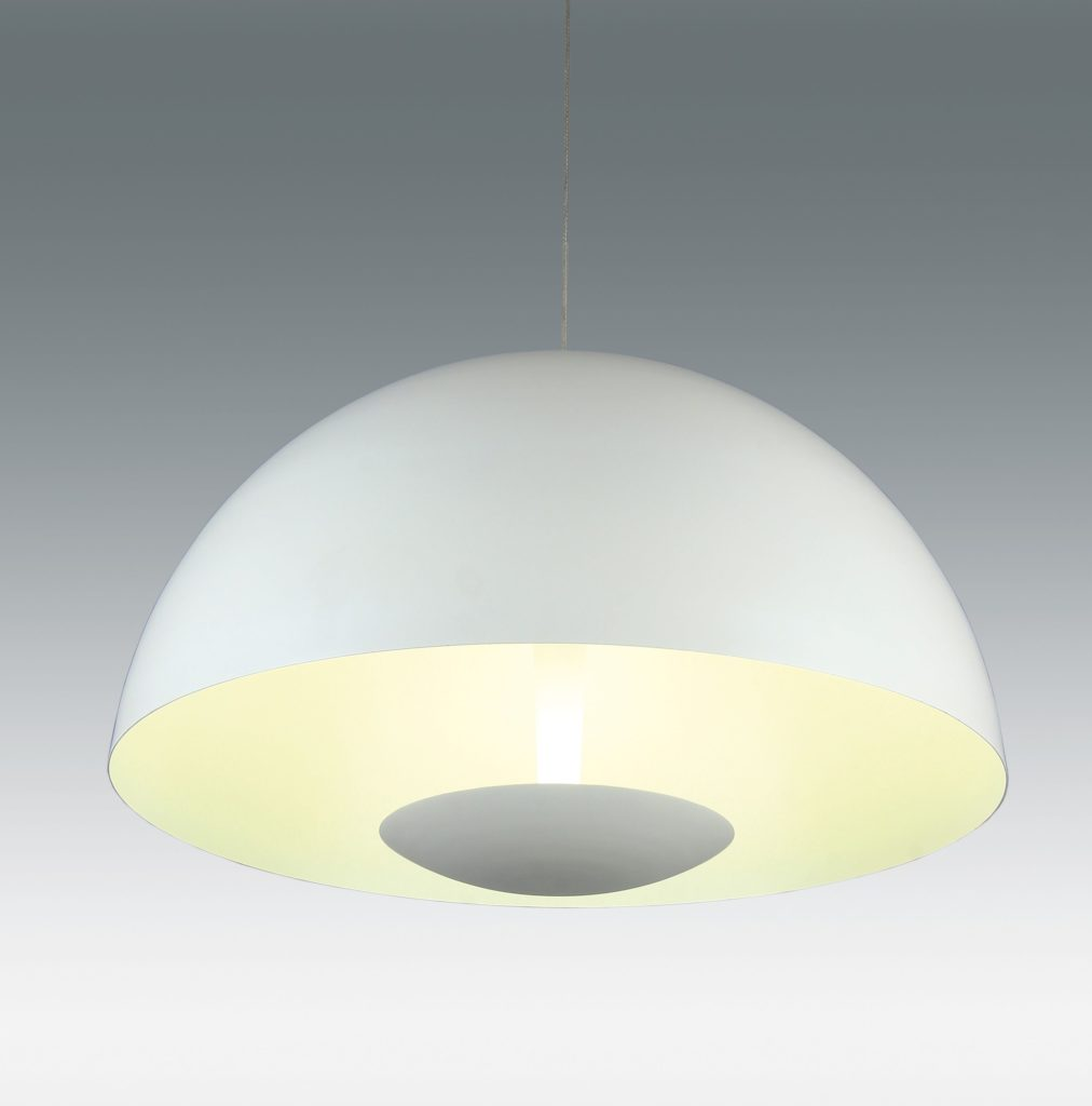 LAMPARA COLGANTE BLANCO 36W LED 4000K
