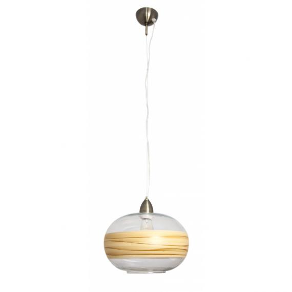 colgante-bola-chata-ambarina-1xe27-madera-regx30d
