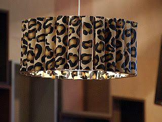 Los mejores modelos de lámparas con estampado de animal print - Todolampara - Los mejores modelos de lámparas con estampado de animal print