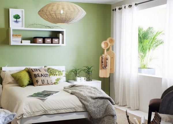 Trucos para hacer que una habitacion pequeña se vea mas grande - Todolampara - Trucos para hacer que una habitacion pequeña se vea mas grande