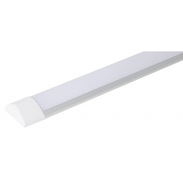 regleta 18w 4000k bixbite blanco 1440lm 60x7 5x2 5 - Todolampara - Lámpara Regleta led 18w 4000k Blanco