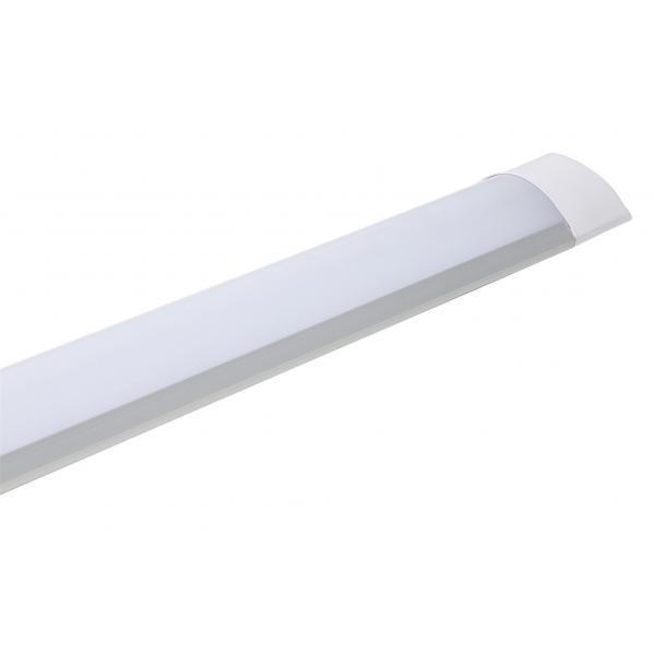 regleta 36w 4000k bixbite blanco 2880lm 120x7 5x2 5 1 - Todolampara - Lámpara Regleta led 36w 4000k Blanco