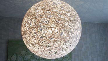 Cómo hacer tu propia lámpara