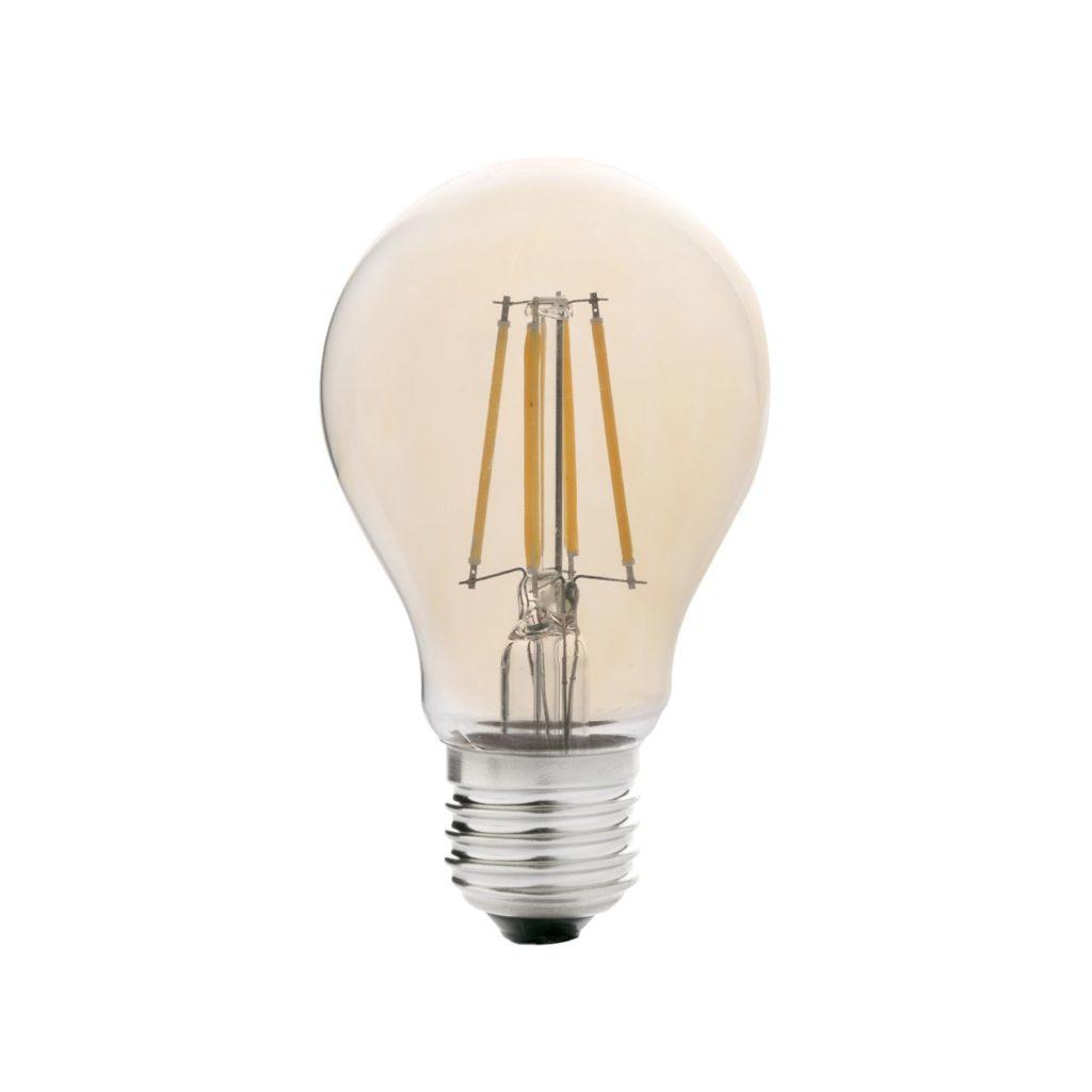 Diferentes tipos de bombillos para tu lampara de jardin