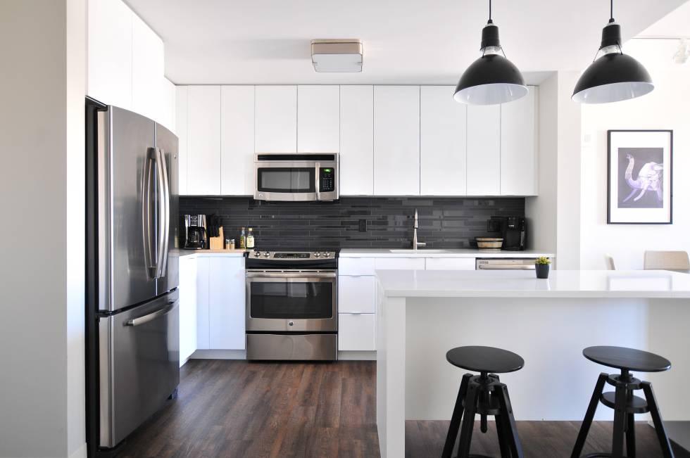 Iluminación correcta de un apartamento