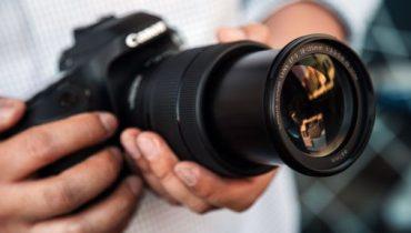 Lámparas ideales para una sesión de fotos