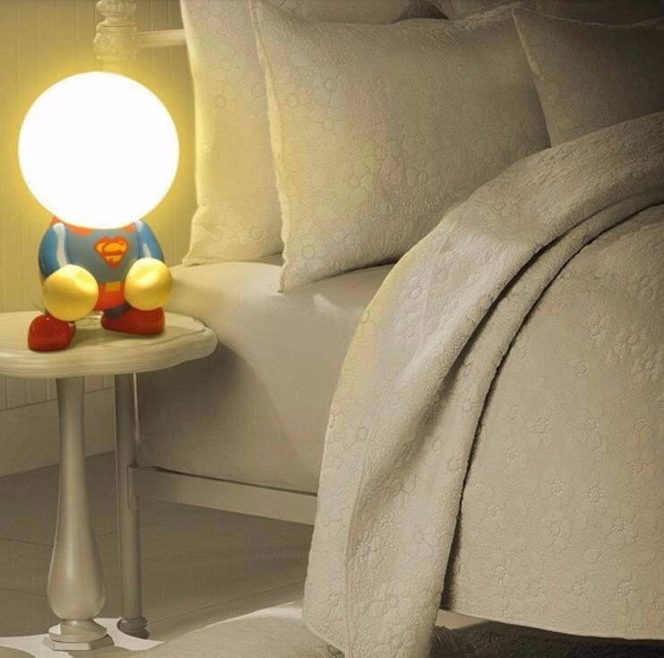 Lámparas para decorar el cuarto de un bebé - Todolampara