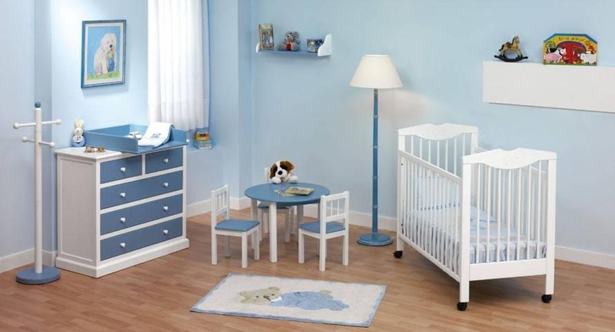 Lámparas para decorar el cuarto de un bebé