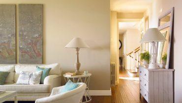 Como combinar las lámparas con los muebles