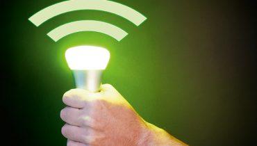 Conoce la nueva lámpara lifi
