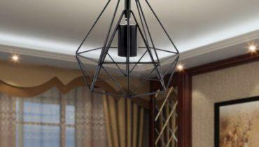 Dale vida a tu hogar con lámparas colgantes