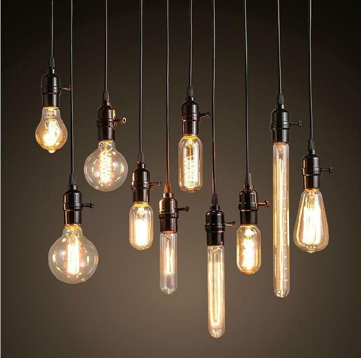 estan de moda las lamparas vintages1 - Todolampara - Estan de moda las lámparas vintages