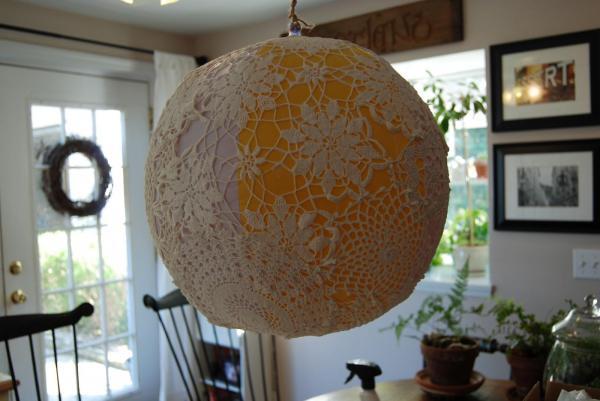 lamparas con materiales reciclables - Todolampara - Lámparas con materiales reciclables