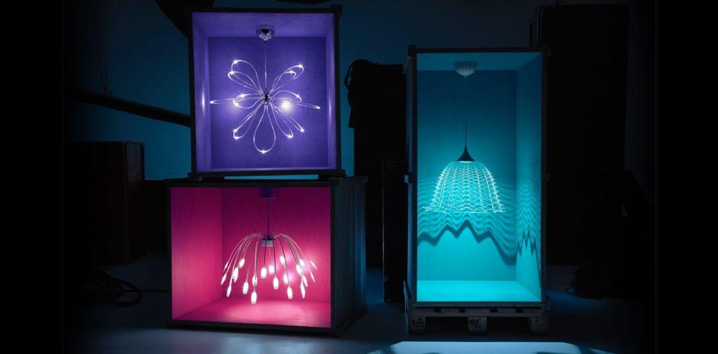 Prueba las nuevas lámparas con luz led