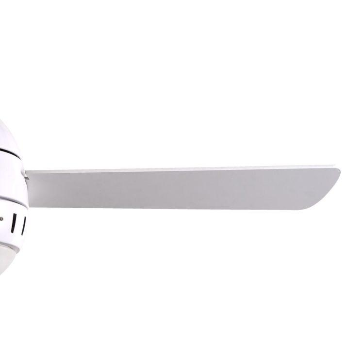 detalle aspa ventilador lombarda blanco