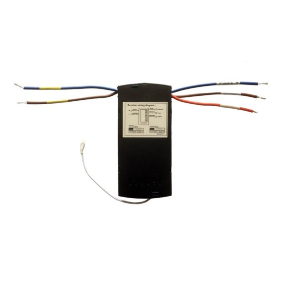 receptor mando a distancia por radiofrecuencia