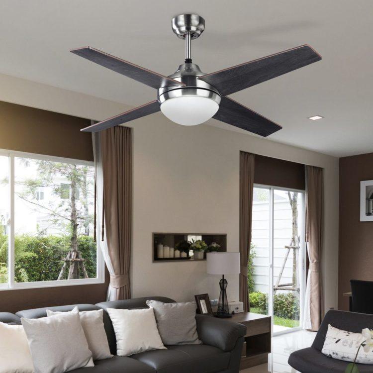 sugerencia de ventilador eolo en salon