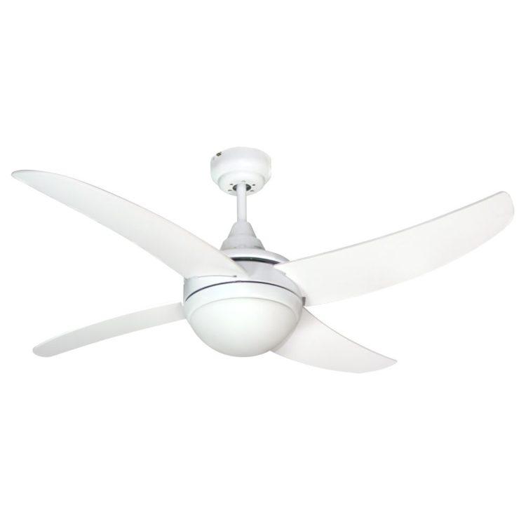 ventilador de techo osiris color blanco