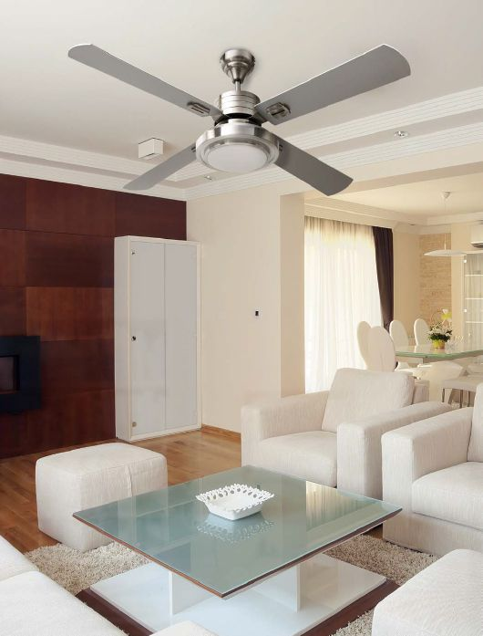ejemplo de ventilador troya en salon