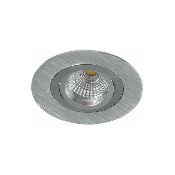 empotrable gu10 mas ancho aluminio