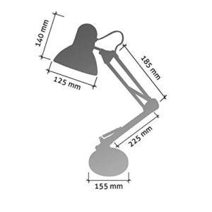 medidas flexo arquitecto articulado mesa