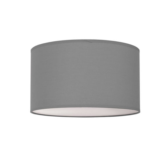 plafon tela gris