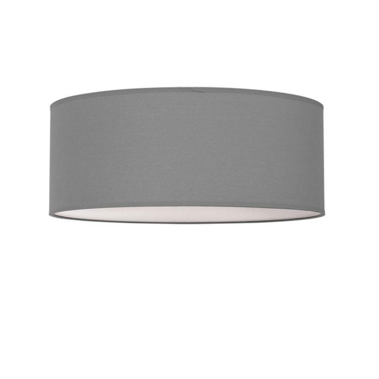 plafon de 50 en color gris