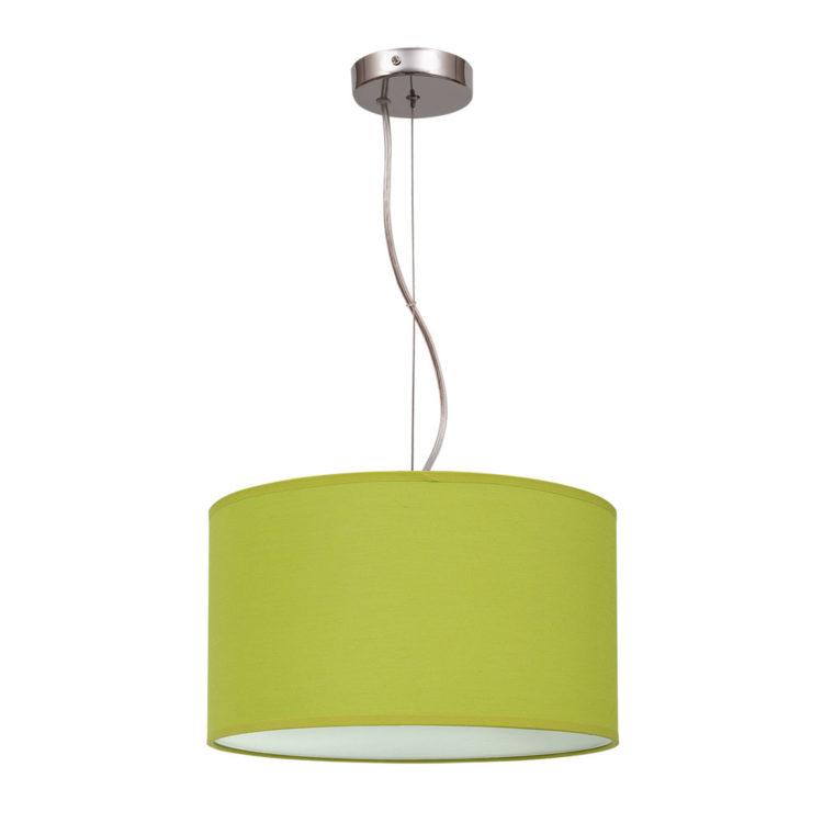 lampara verde nicole colgante
