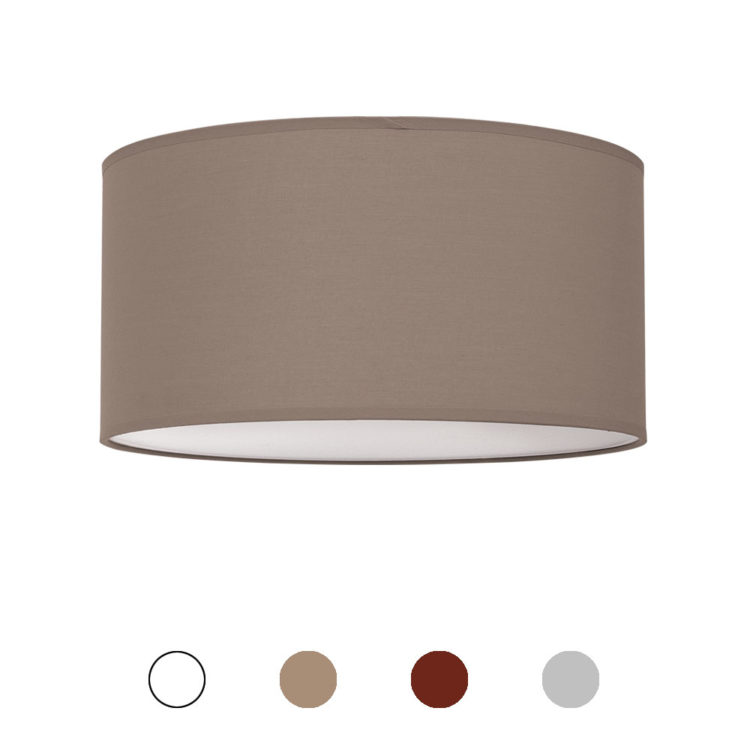 plafon nicole colores 40 cm