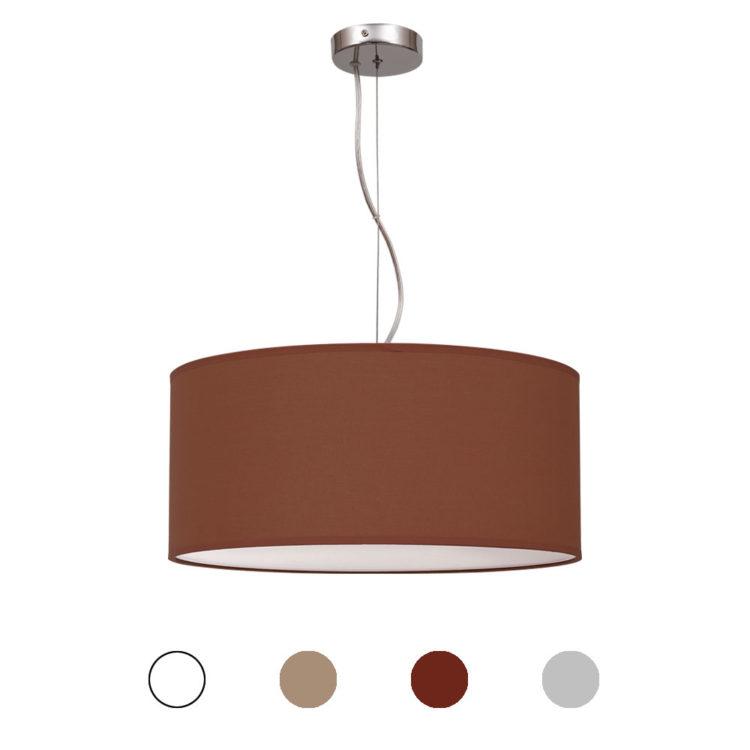 lampara colgante nicole de 50 centimetros