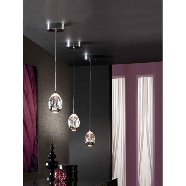 sugerencia de colocacion lampara rocio