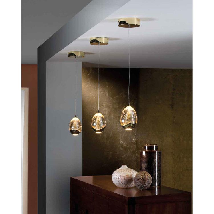 ejemplo presentacion lampara colgante