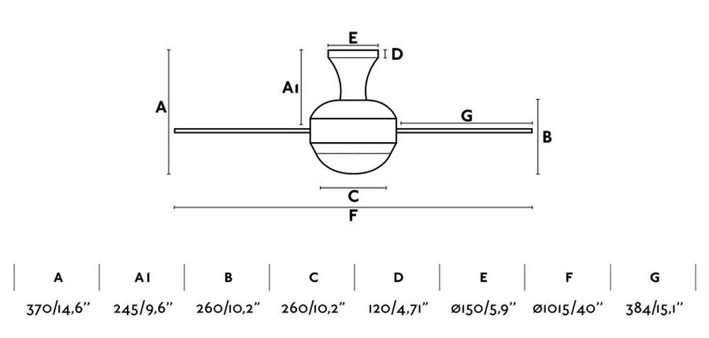 medidas mini ufo