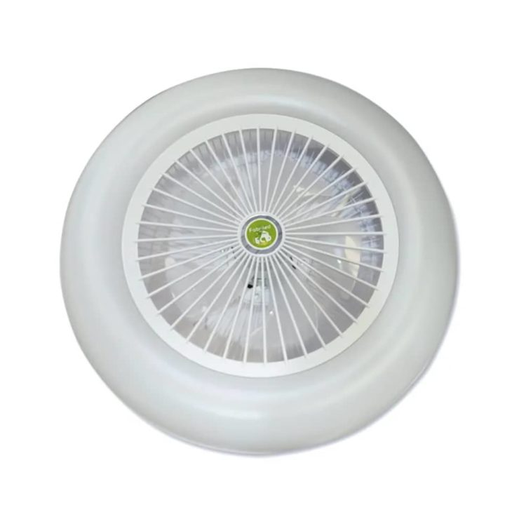 ventilador led regulable con proteccion