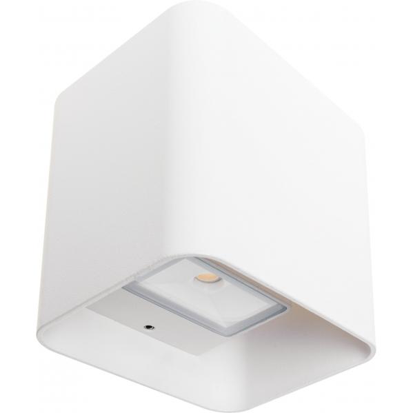 aplique exterior 8w 3000k soure blanco ip54 - Todolampara - Aplique Exterior 8w 3000k Soure Blanco Ip54