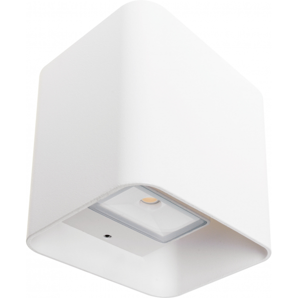 aplique exterior 8w 4000k soure blanco ip54 - Todolampara - Aplique Exterior 8w 4000k Soure Blanco Ip54