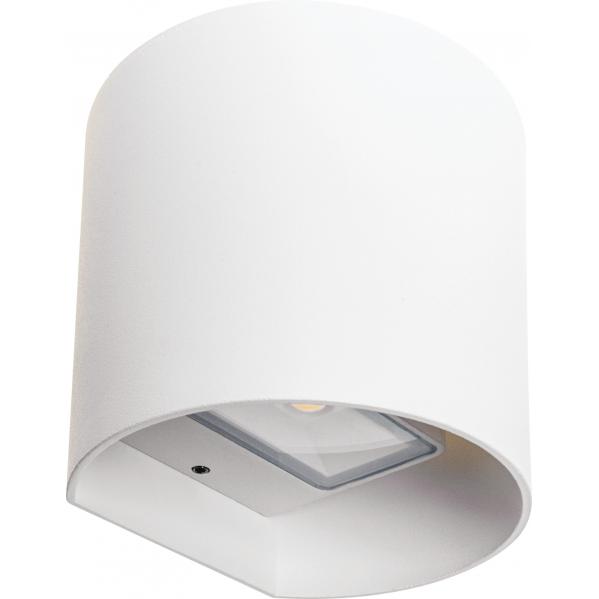 aplique exterior 8w 6500k sabor blanco ip54 - Todolampara - Aplique Exterior 8w 6500k Sabor Blanco Ip54