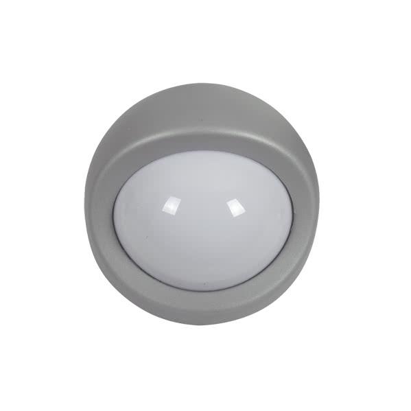 aplique exterior eufrates gris 1xe27 ip54 9 2x19 2x12 1 - Todolampara - Aplique Exterior Eufrates Gris 1xe27 Ip54 (9,2x19,2x12)