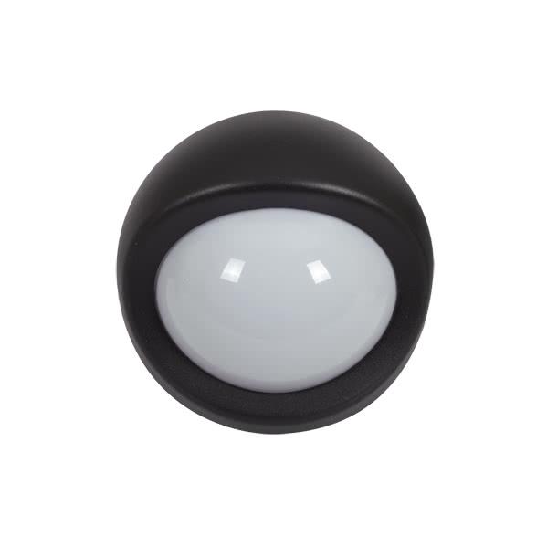 aplique exterior eufrates negro 1xe27 ip54 9 2x19 2x12 1 - Todolampara - Aplique Exterior Eufrates Negro 1xe27 Ip54 (9,2x19,2x12)