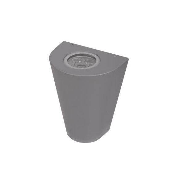 aplique-exterior-ganges-gris-1gu10x3w-incl-ip54-15×12-4000k